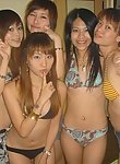 Nice selection of naughty and hot amateur asian babes